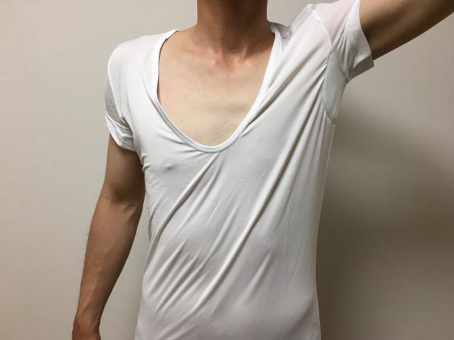 脇汗 インナー メンズ 人気